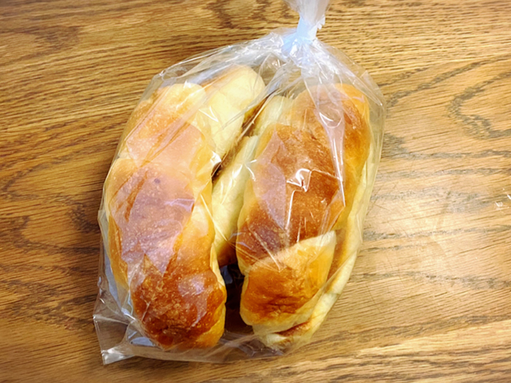 石窯工房ベーカリーショパン:塩バターパン