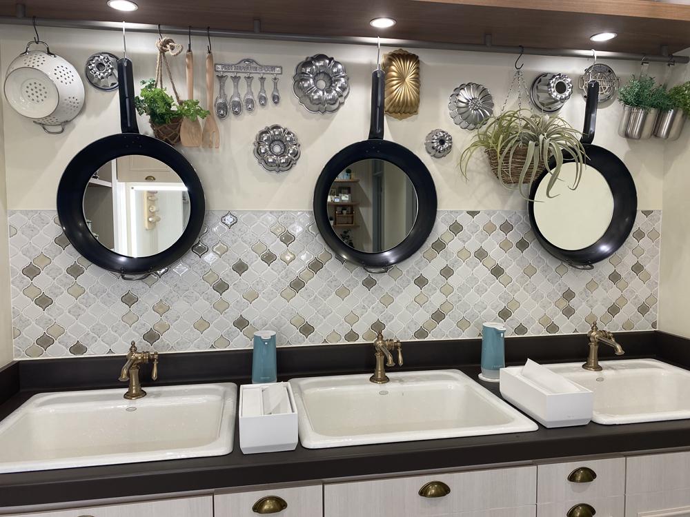 スイーツバンク:春華堂のトイレ