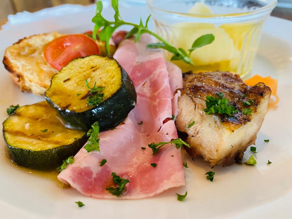 イタリアン「Shushu」前菜