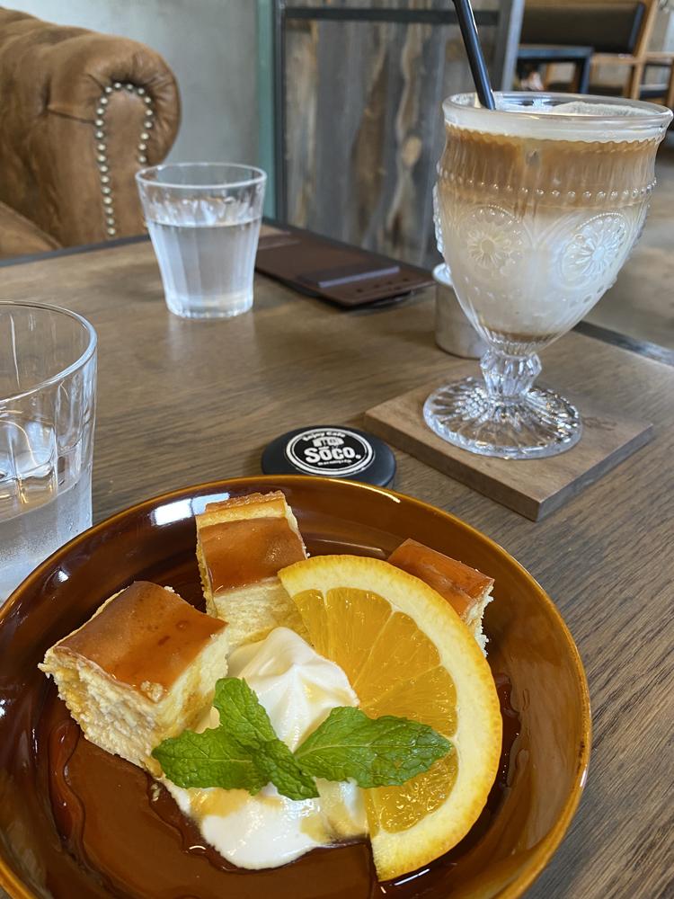 cafesoco:デザート
