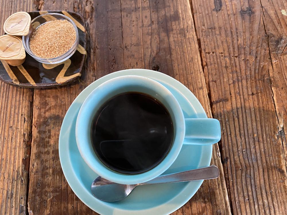 イタリアン「Shushu」コーヒー