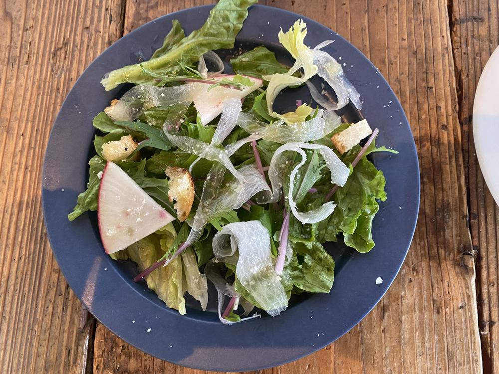 イタリアン「Shushu」サラダ