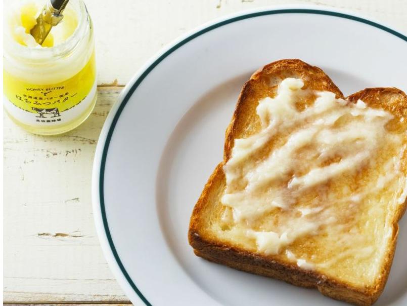 長坂養蜂場:蜂蜜バター