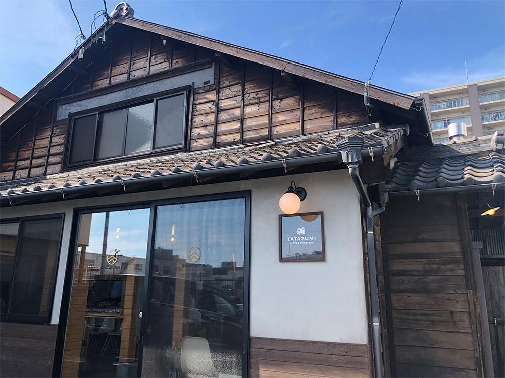 TATAZUMI COFFEE焙煎場
