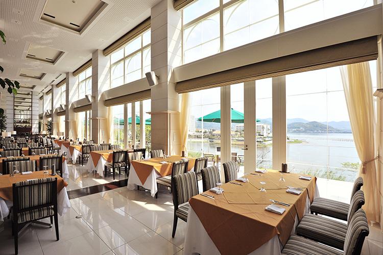 KIARAリゾート&スパ浜名湖:レストラン