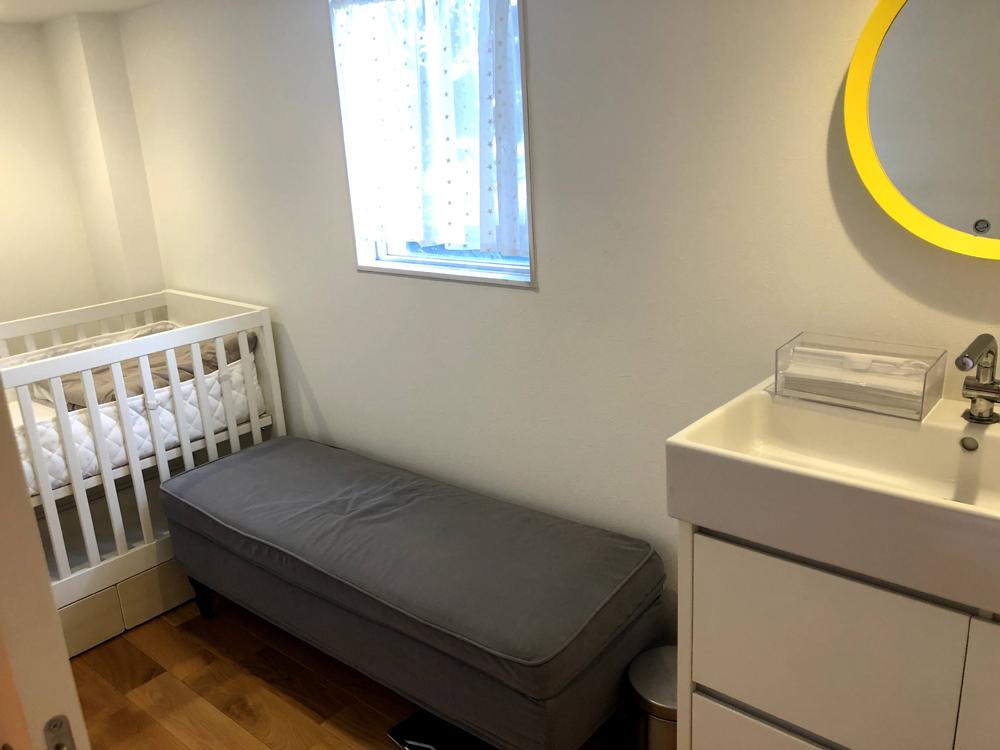 スタイルカーサ(style casa):授乳室