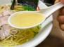 浜松市天日地鶏の塩ラーメンスープ
